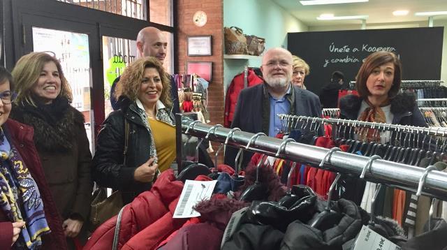 La Junta reconoce a la Cruz Roja, Fundación El Sembrador y Cáritas Albacete en proyectos de inclusión en Almansa