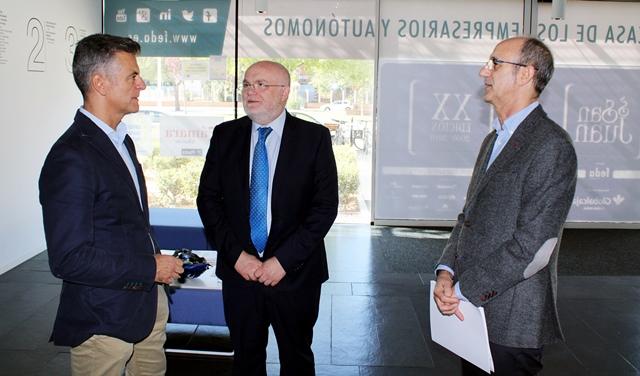 La Junta anima en Albacete a presentar candidaturas a los IV Premios al Mérito Empresarial de Castilla-La Mancha