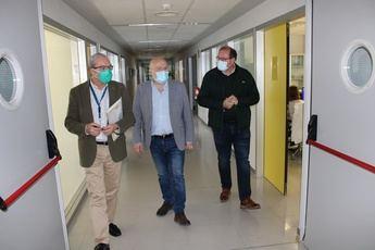 La Junta contrata a 172 profesionales para el área de Almansa en la lucha contra el coronavirus