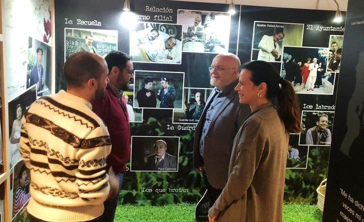 La Junta destaca el potencial de Ayna para el turismo cinematográfico