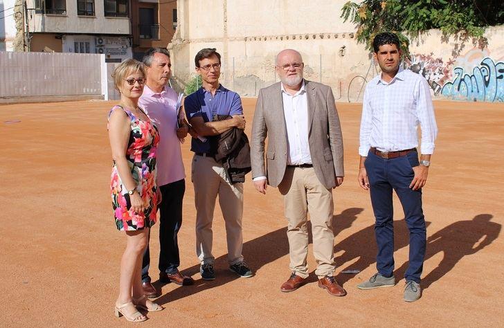 La Junta de Castilla-La Mancha invierte este año medio millón de euros en 57 obras en centros educativos de Albacete
