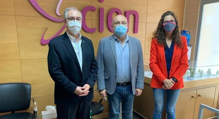 Dos nuevos equipos de rehabilitación para pacientes con patologías neurológicas en el CIEN de Albacete