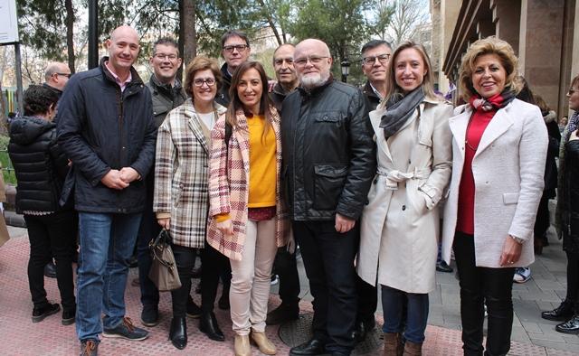 """El Instituto de la Mujer de Castilla-La Mancha reivindica en Albacete """"no retroceder en materia de igualdad"""""""