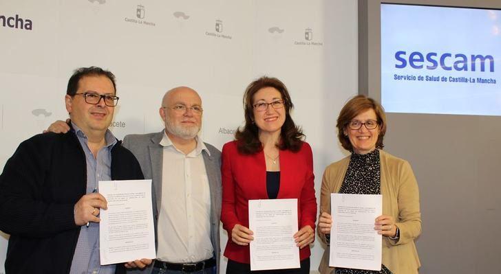 Carcelén tendrá un nuevo consultorio médico, tras el acuerdo entre Ayuntamiento y SESCAM