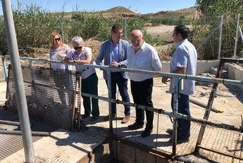 La Junta reduce los tiempos de ejecución de obras de emergencia del colector de Tobarra