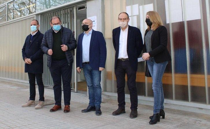 La Junta de Castilla-La Mancha destina 6,7 millones para programas de empleo en Almansa