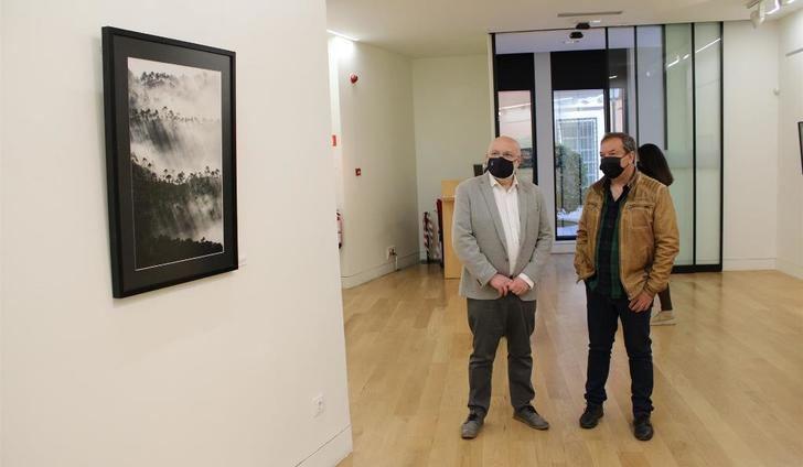 La sala de exposiciones de la Casa Perona de Albacete vuelve a abrir sus puertas con la muestra 'Paisajes Soñados'