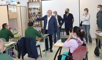 Medio millón de euros de la Junta para diferentes planes de empleo en Fuentealbilla (Albacete)