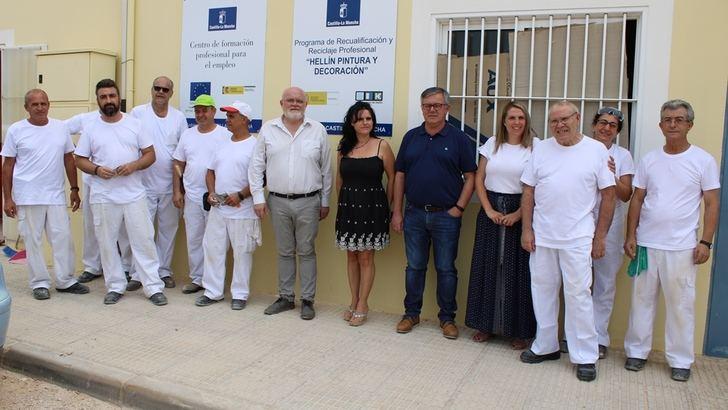 """La Junta de Castilla-La Mancha remarca que Hellín """"es una zona prioritaria y especial para seguir luchando contra el desempleo"""""""