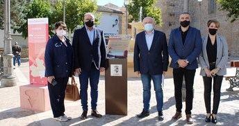 La Ruta Cervantina, en el nuevo punto virtual de información turística de Munera (Albacete)
