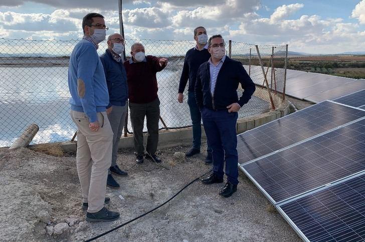 Ontur (Albacete) realiza obras de modernización del regadío apostando por la eficiencia