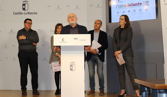 El Plan Adelante 2020-2023 estimulará una inversión empresarial en la provincia de Albacete superior a los 120 millones de euros