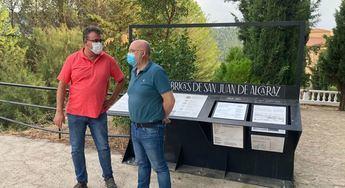 'Las Sendas del Agua', un nuevo proyecto para impulsar el turismo en Riópar (Albacaete)
