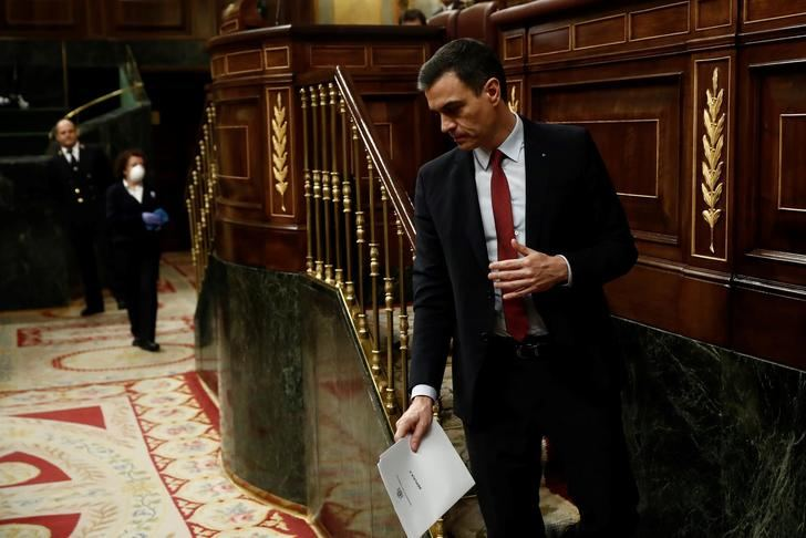 Miércoles o Jueves Santo, fechas probables para que el Congreso prorrogue el estado de alarma en España por el coronavirus