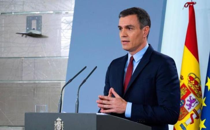 Pedro Sánchez confirma que el estado de alarma por el coronavirus se prorrogará 15 días más