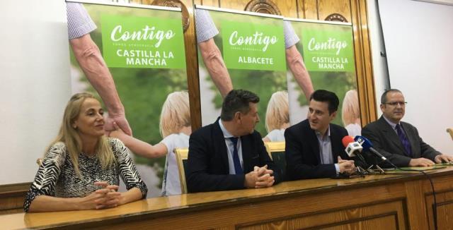 Pedro Soriano, elegido candidato a la alcaldía de Albacete por Contigo Somos Democracia