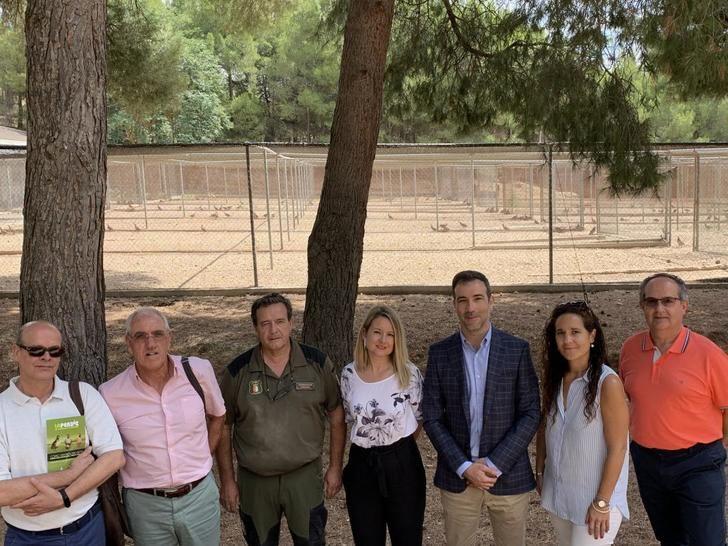 Castilla-La Mancha invertirá 318.000 euros en la recuperación de la perdiz roja esteparia