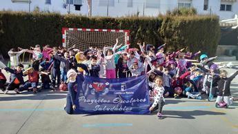 191 centros docentes de Castilla-La Mancha participan en los Proyectos Escolares Saludables