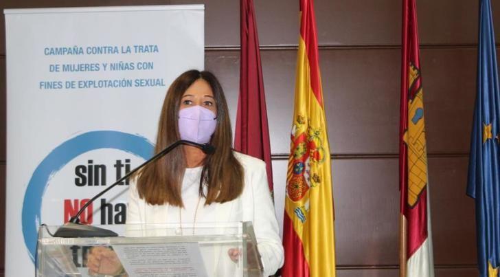 Castilla-La Mancha promueve la sensibilización y la concienciación para luchar contra la trata con fines de explotación sexual