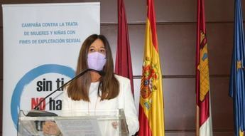 La directora del Instituto de la Mujer, Pilar Callado