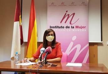 Pilar Callado, directora del Instituto de la Mujer.