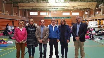 Pilates solidario en Albacete a beneficio de las asociaciones Adelante CLM y Esclerosis Múltiple