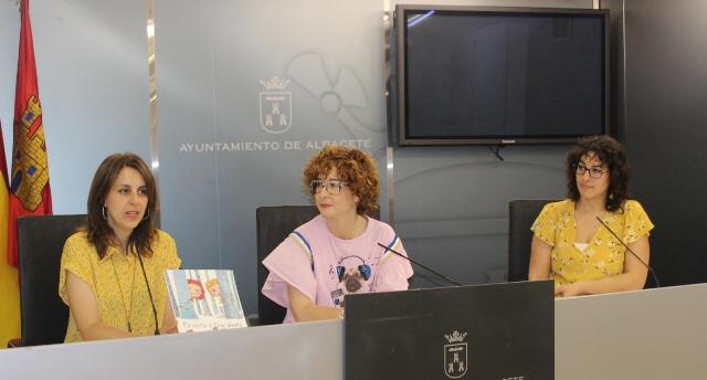'Piruleta y Garabato' gana el II Certamen municipal de Albacete de cuentos ilustrados por la igualdad de género
