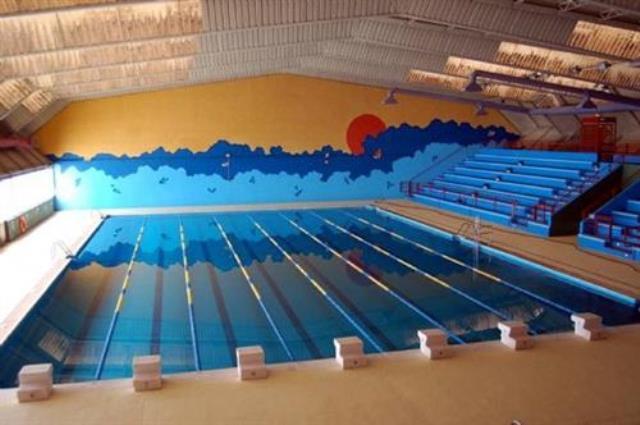 La piscina cubierta del Salto del Caballo en Toledo amplía su horario para clubes y usuarios con prescripción médica