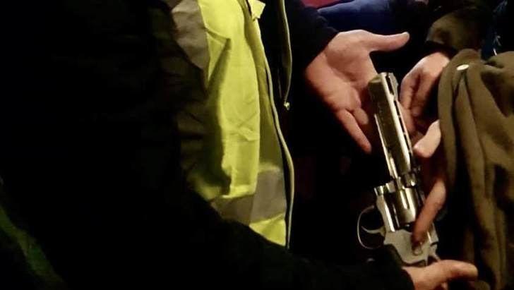 Detenido en Albacete por clavar un objeto y apuntar con una pistola a un hombre en la 'zona'