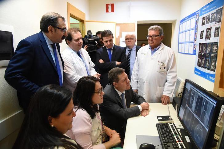 Page anunció hace algo más de dos años en Albacete que se trabaja en la licitación de las obras que ahora se iniciarán.