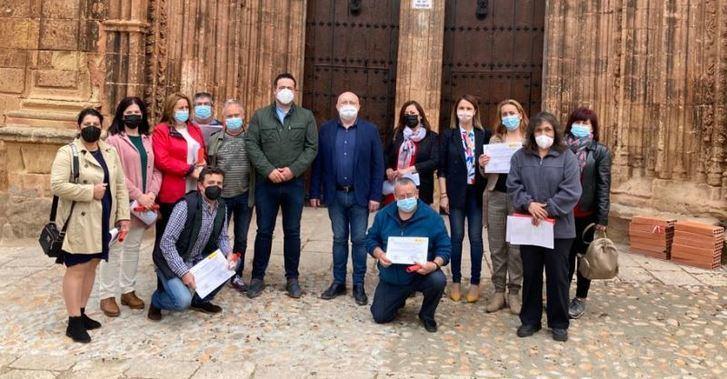100 trabajadores se han beneficiado de los planes de empleo de la Junta en Alcaraz (Albacete)