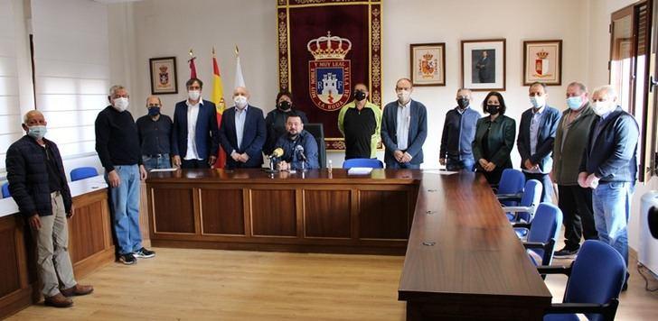 Los Planes de Empleo de la Junta beneficiaron a 289 trabajadores en La Roda, con una inversión de 1,3 millones de euros