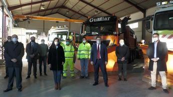 Castilla-La Mancha se prepara para el frío y la nieve que afectará a toda la región