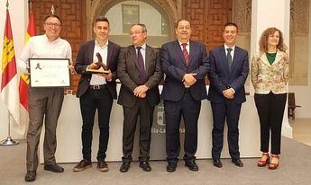 La Junta de Castilla-La Mancha premia a la Diputación de Albacete por su plataforma electrónica 'Sedipualb@'