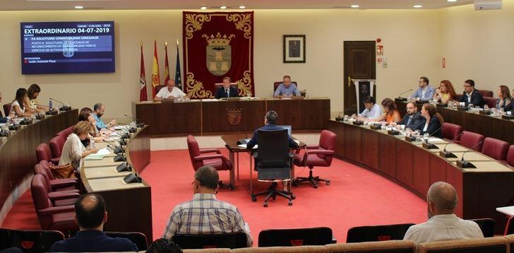 División en Albacete entre PSOE y Ciudadanos al no apoyar los primeros una moción del PP sobre la unidad de España