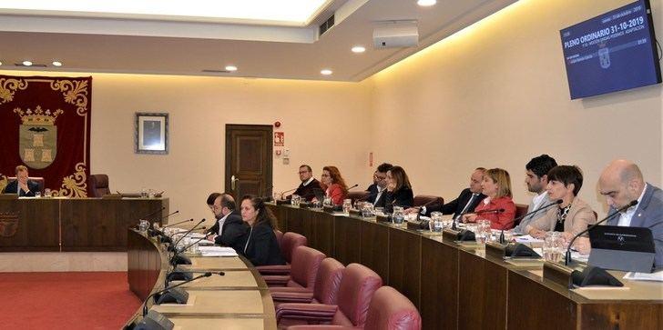PSOE y Ciudadanos aprueban una moción en el pleno de Albacete para que el prespuesto de la Junta contemple la ampliación del Hospital
