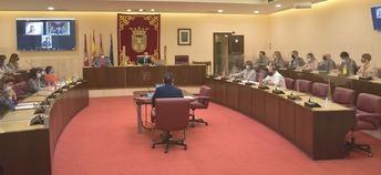 El Ayuntamiento de Albacete, por unanimidad, aprueba una declaración de apoyo a la isla de La Palma