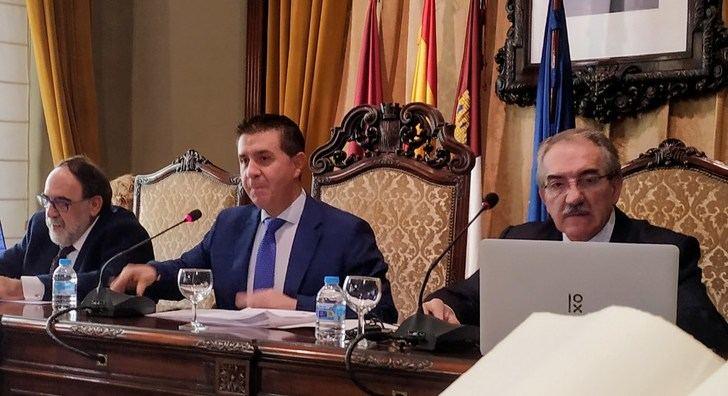 El Pleno de la Diputación de Albacete da luz verde a diversos convenio con ayuntamientos y entidades