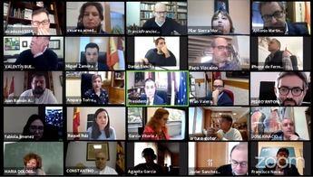 La Diputación de Albacete se posiciona en el pleno provincial contra las macrogranjas