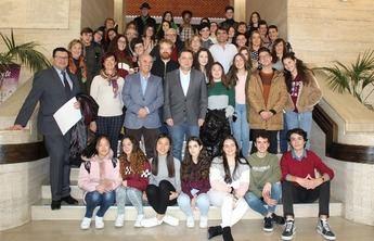 Jornada para los más jóvenes en una sesión especial del pleno del Ayuntamiento de Albacete