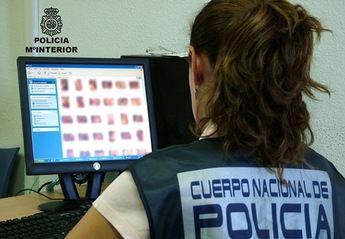 Detenidos doce compradores de pornografía infantil a través de internet y correo en diferentes provincias, entre ellas Ciudad Real