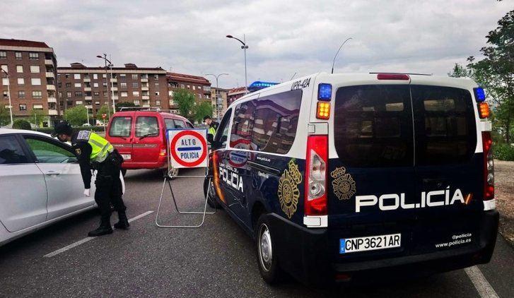 La Policía Nacional y la Guardia Civil han puesto ya 22.814 denuncias en Castilla-La Mancha por quebrantar el confinamiento