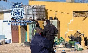 Imágenes de la detención de otras personas acusadas en el crimen de Jairo.