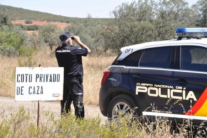 Detenidos en Valdepeñas dos estafadores que captaban a sus víctimas anunciando falsas cacerías en Internet