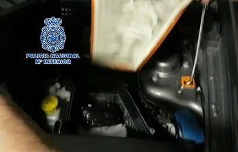 Detienen a cinco personas que vendían cocaína 'al menudeo' en el barrio de Franciscanos, en Albacete