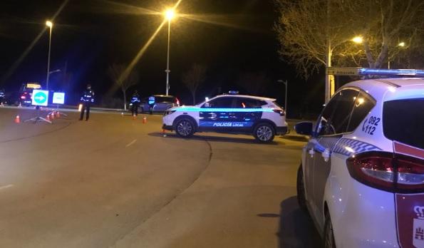 La Policía Local de Albacete participa desde este lunes día 26 en la campaña de control de furgoneta de la DGT