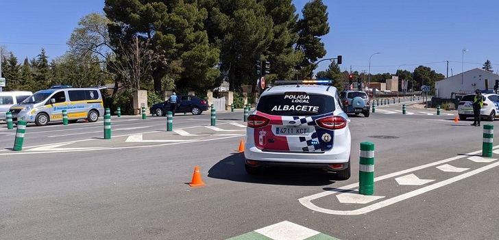 La Policía Local de Albacete ha impuesto 1.250 denuncias y detenido a 17 personas, por el estado de alarma