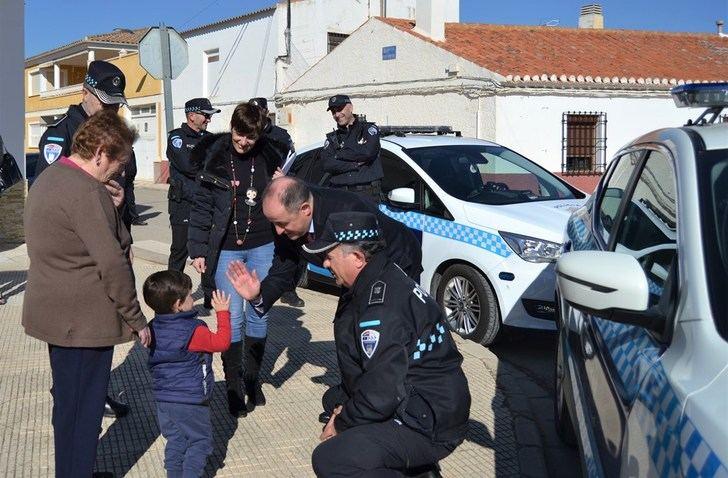 El Ayuntamiento de Albacete aumentará la presencia de la Policía Local en las pedanías