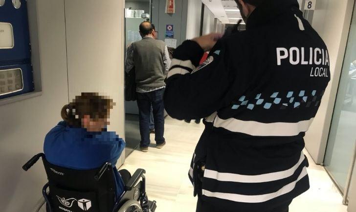 La Policía Local de Albacete encuentra a una mujer perdida y detiene a cuatro personas por conducir bebidas