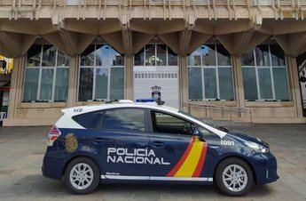 Detenidos tres jóvenes por intimidar a otra persona con una navaja para robarle en Ciudad Real
